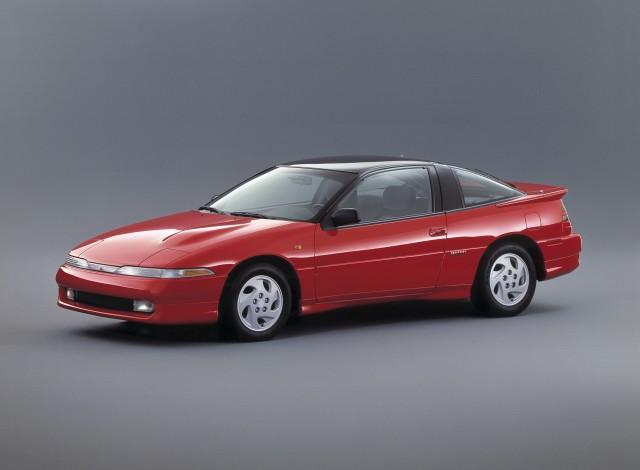 1990 Mitsubishi Eclipse GSX 04
