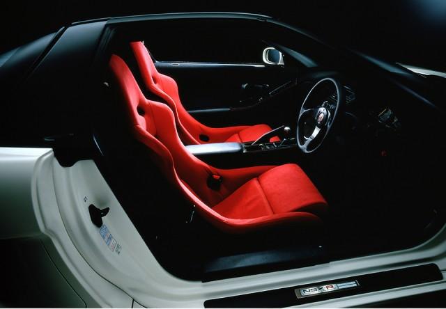 1992 Honda NSX-R cabin