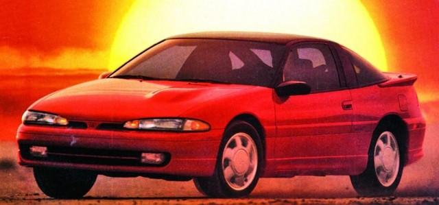 1992 Mitsubishi Eclipse 01
