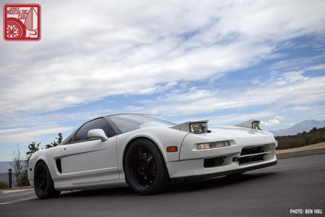 1993 Acura NSX   Grand Prix White 08