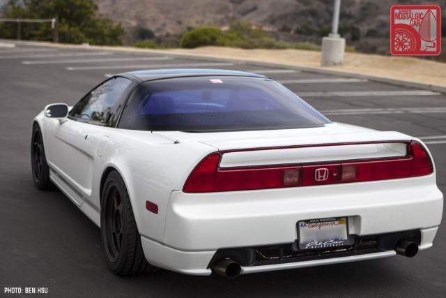 Superb 1993 Acura NSX   Grand Prix White 23