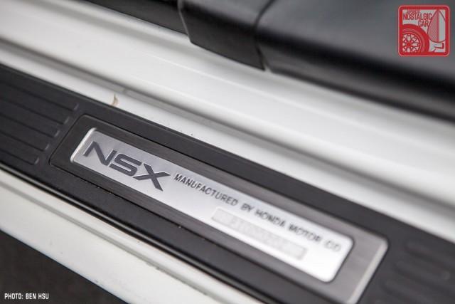 1993 Acura NSX - Grand Prix White 56