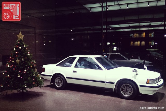 Christmas-Toyota Soarer Z10
