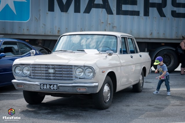 FinnJAE Toyota Crown S40