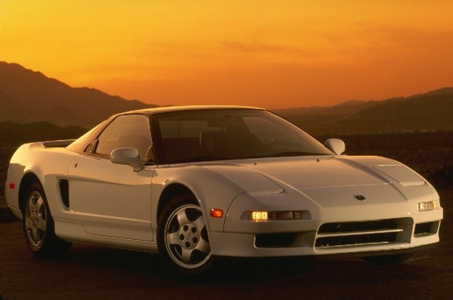 25 year club acura nsx japanese nostalgic car. Black Bedroom Furniture Sets. Home Design Ideas