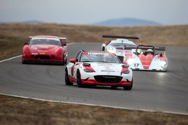 Mazda MX5 Miata ND 25 Hours of Thunderhill 04