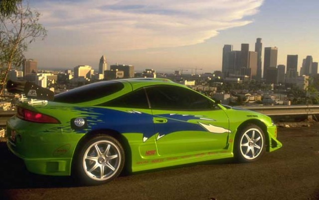 Mitsubishi Eclipse Fast and the Furious