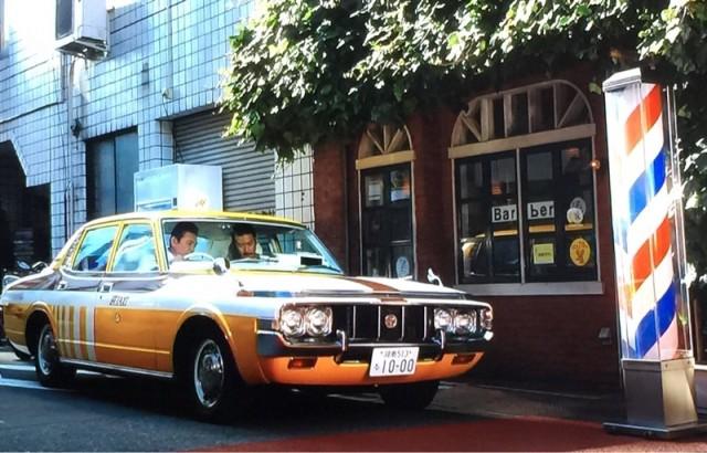 Time Taxi kujira Toyota Crown 04