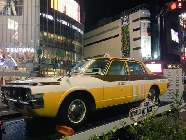 Time Taxi kujira Toyota Crown 05