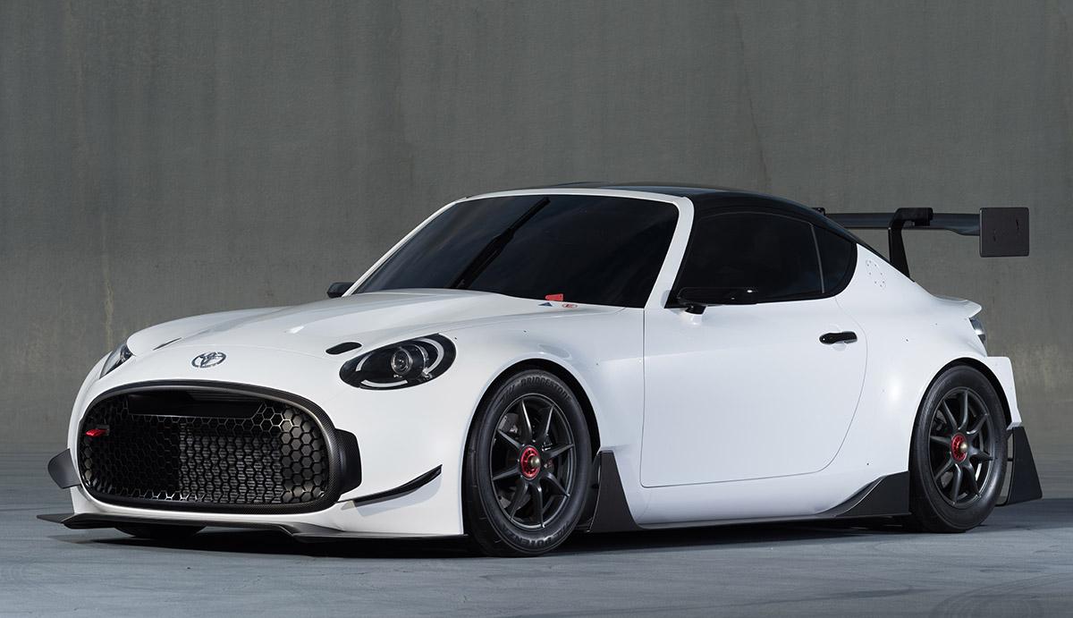 News The Toyota S Fr Is Now A Race Car Japanese Nostalgic Car