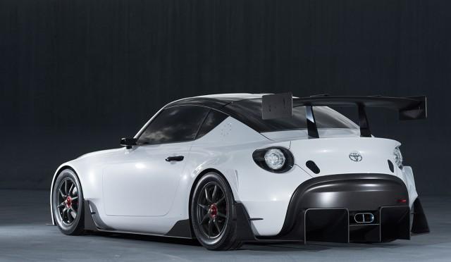 News The Toyota S Fr Is Now A Race Car Japanese