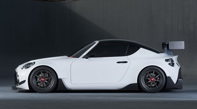 Toyota SFR Racing Concept 03