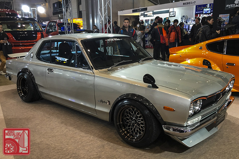 Events Tokyo Auto Salon Part 01 Old School Cool