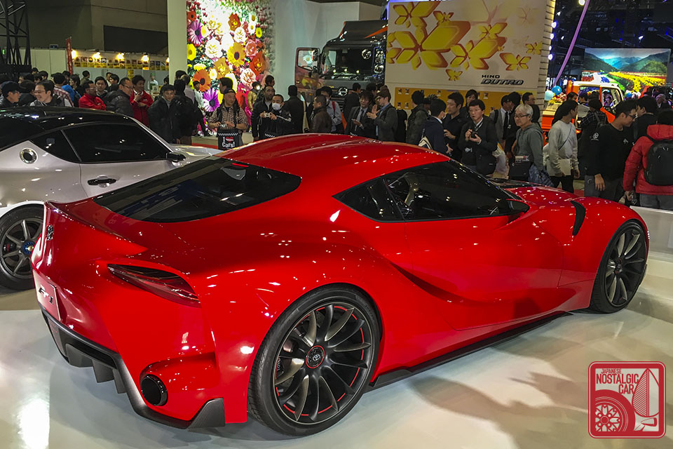 A Different Car U0026 Driver Article Says That Toyota Will Finally Unveil A  Supra Concept. This Is Also Sourced From Best Car, But Weu0027d Say Itu0027s Far  More Likely ...