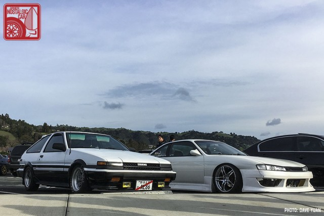 13-DY1792_Toyota AE86 Corolla & Nissan Silvia S14
