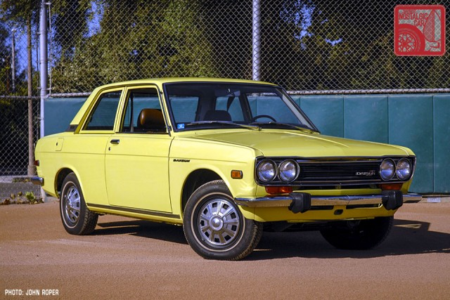 1973 Datsun 510 195s
