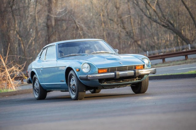 1975 Datsun 260Z 2+2 Bonhams auction 01