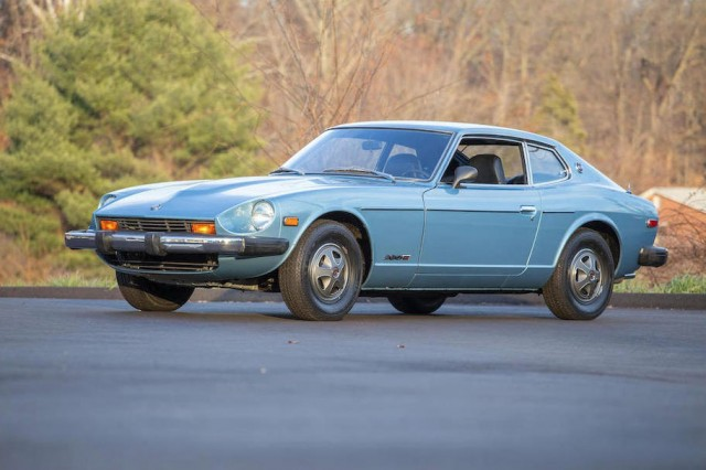 KIDNEY, ANYONE? Holy crap, a 280Z 2+2 just sold for $49,500 ...