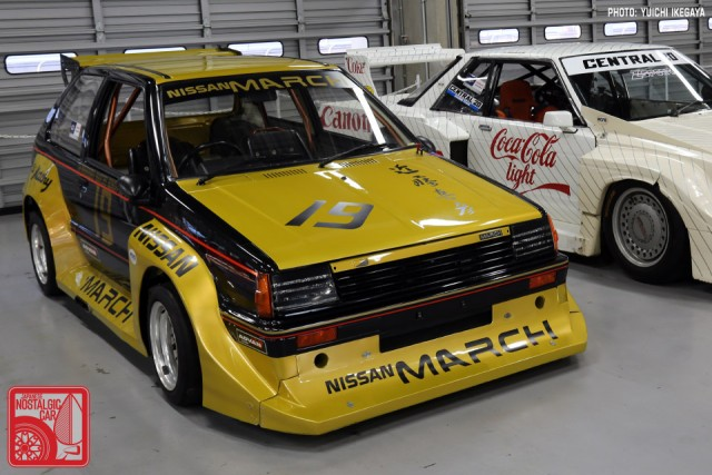 3388 NISMOFestival2015 Nissan March K10 Super Silhouette