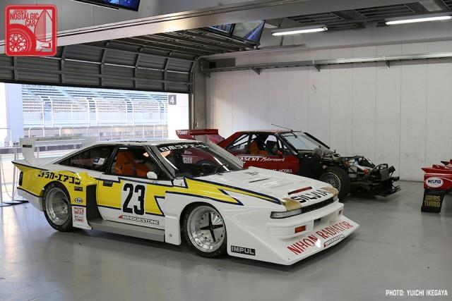 3395 NISMOFestival2015 Nissan Silvia S110 Super Silhouette