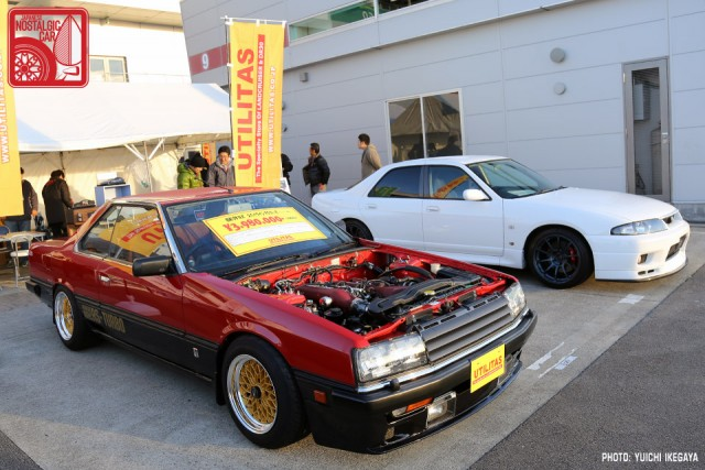 3416 NISMOFestival2015 Nissan Skyline DR30