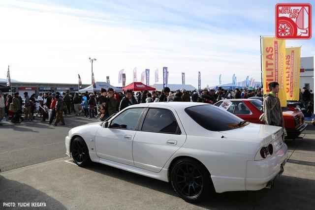3490 NISMOFestival2015 Nissan Skyline R33 sedan