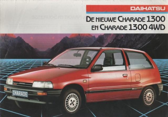 Daihatsu Charade 1300
