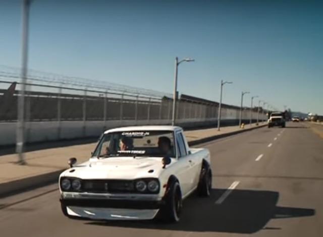 Video Jay Leno Drives A Hakotora Japanese Nostalgic Car