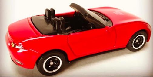 Matchbox Mazda ND MX5 Miata