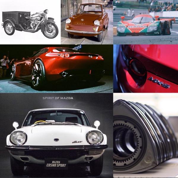 Mazda 96th Birthday