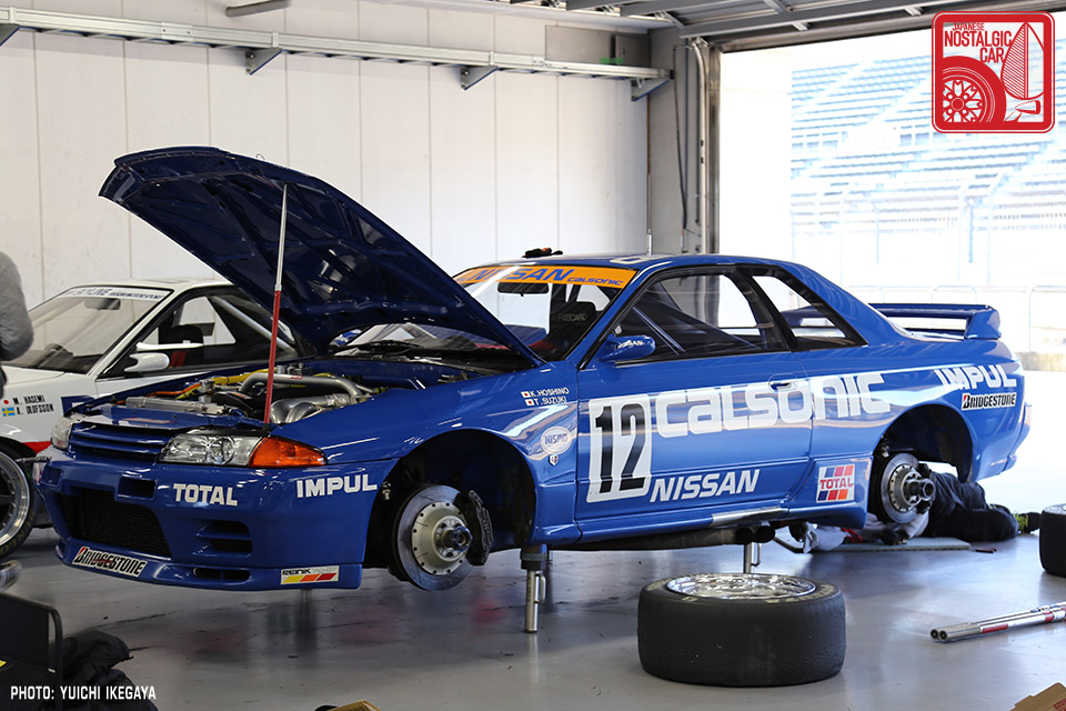 MOTORSPORT: Why Calsonic Blue is a legendary livery in Japanese racing | Japanese Nostalgic Car