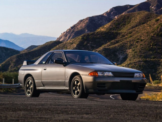 KIDNEY ANYONE 8700mile R32 Nissan Skyline GTR UPDATE