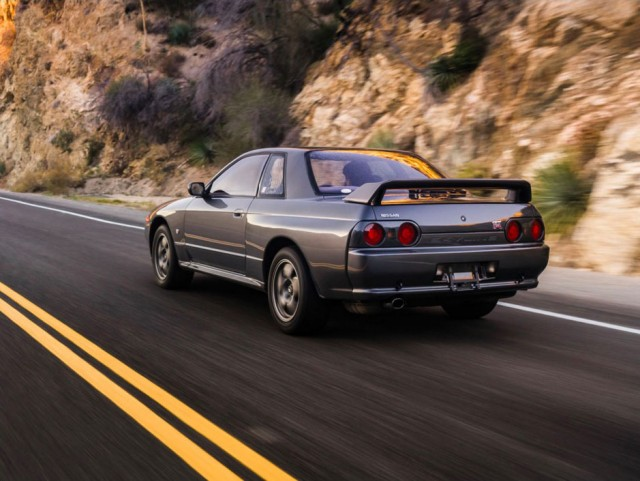 Kidney Anyone 8 700 Mile R32 Nissan Skyline Gt R Update