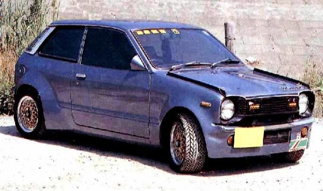 RE Amemiya Mazda Chantez