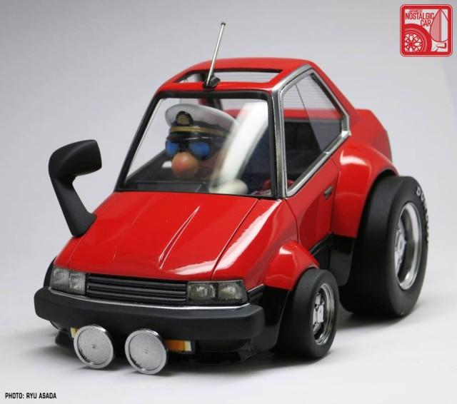 01_Gunze Nissan Skyline R30 kit by Ryu Asada
