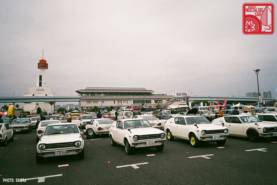 EVENTS: Old Car Heaven, Part 01 | Japanese Nostalgic Car