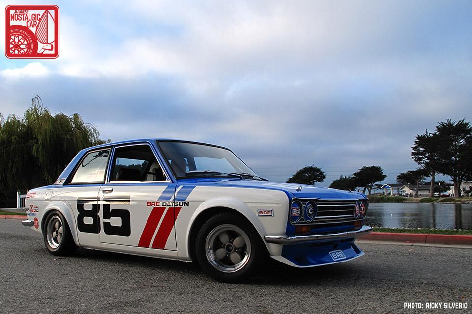 50 YEAR CLUB: Nissan Bluebird 510 | Japanese Nostalgic Car