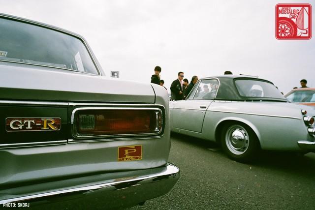 080-R3a-825g_Nissan Skyline hakosuka 4door C10 & Fairlady Roadster