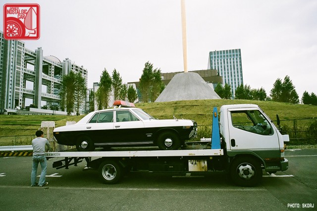084-R3a-858b_Nissan Cedric 130 police