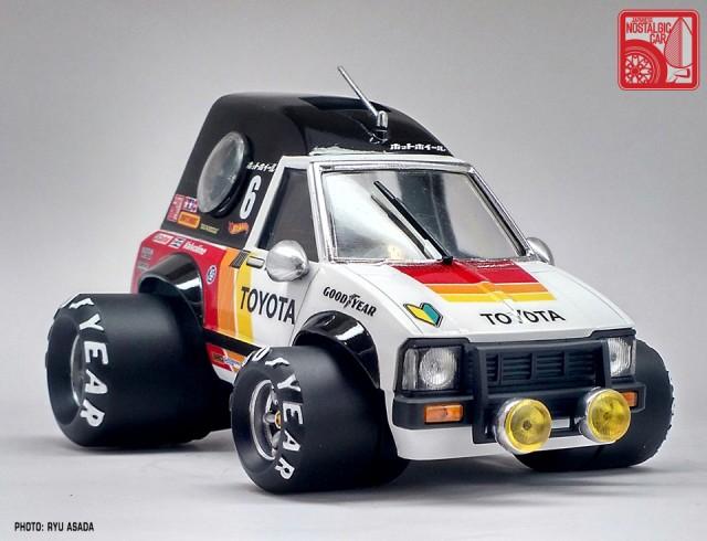 09_Sunny BinBan Toyota Hilux kit by Ryu Asada