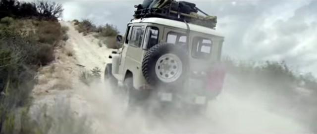 Toyota Land Cruiser FJ40 Hankook Tire
