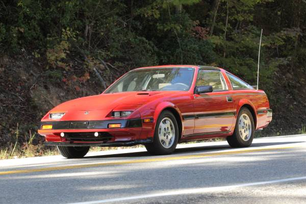01_1985 Nissan 300ZX Turbo 24k miles