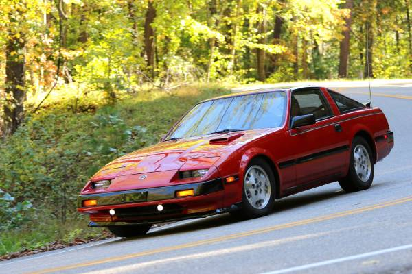 02_1985 Nissan 300ZX Turbo 24k miles