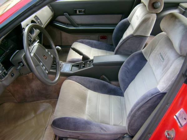 04_1985 Nissan 300ZX Turbo 24k miles