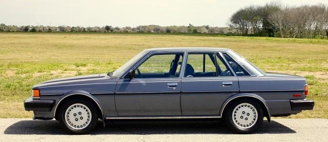 10_1985 Toyota Cressida 75k