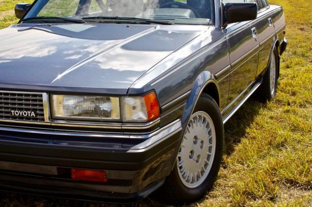 15_1985 Toyota Cressida 75k