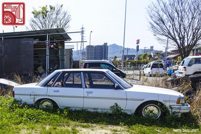 2183_Car Story Kyushu GX71 Toyota MarkII