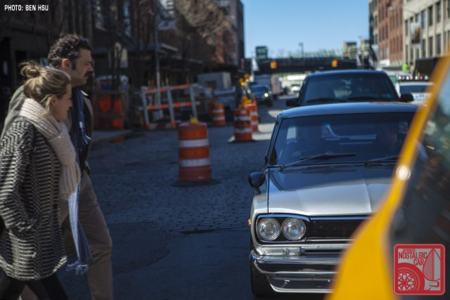 43_1971 Nissan Skyline GTR Hakosuka KPGC10 in NYC