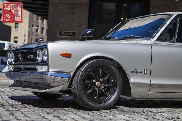 56_1971 Nissan Skyline GTR Hakosuka KPGC10 in NYC