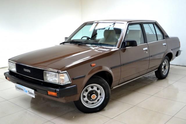 KE70 Corolla Left Front